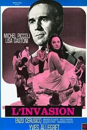 Poster of Invasion