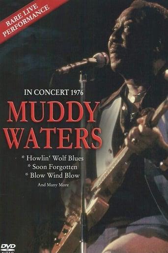 Poster of Muddy Waters Rhythm & Blues Band Festival Concert Dortmund