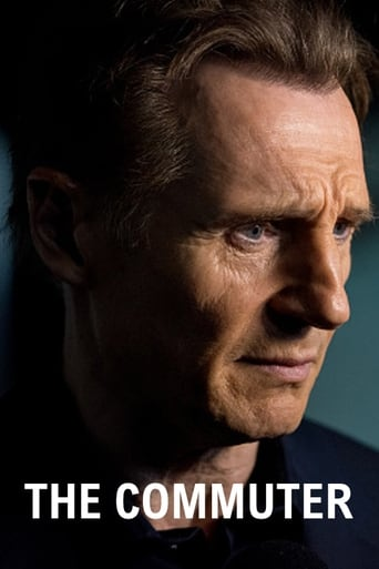 How old was Liam Neeson in The Commuter