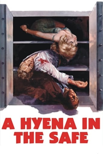 Poster of A Hyena in the Bank Vault