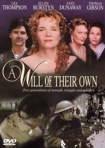 Poster of A Will of their Own