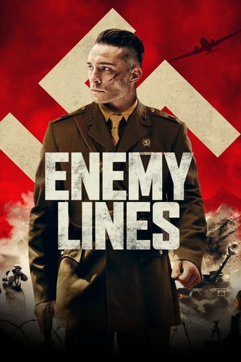 Poster of Enemy Lines