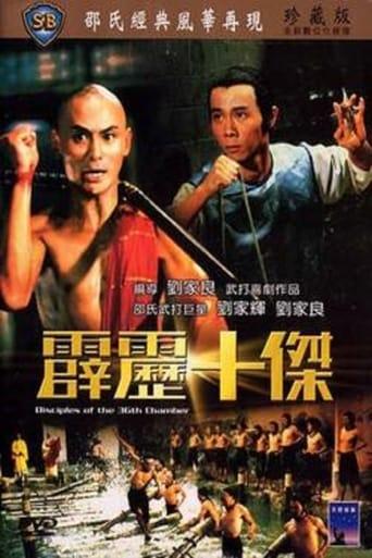 Poster of Pi li shi jie