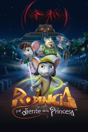 Poster of Rodencia and the Princess Tooth