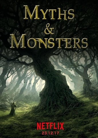Poster of Myths & Monsters