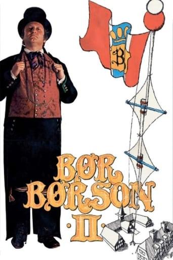 Poster of Bør Børson II