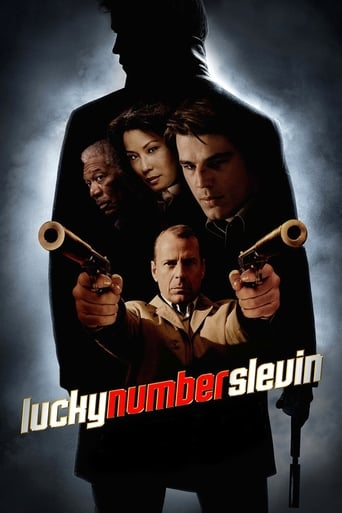 Poster of Lucky Number Slevin