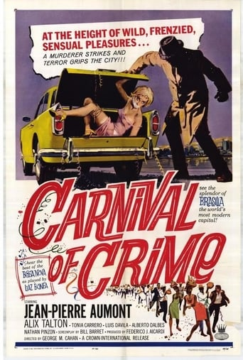 Poster of Carnival of Crime