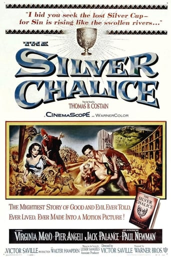 Poster of The Silver Chalice