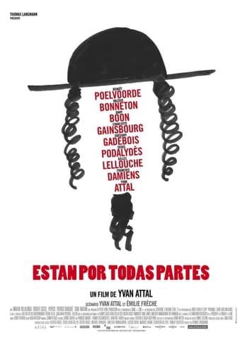 Poster of Están por todas partes