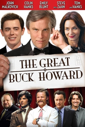 Poster of The Great Buck Howard