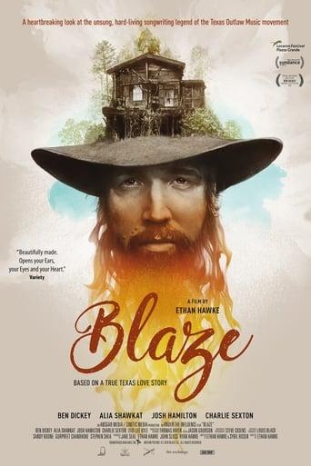 Poster of Blaze