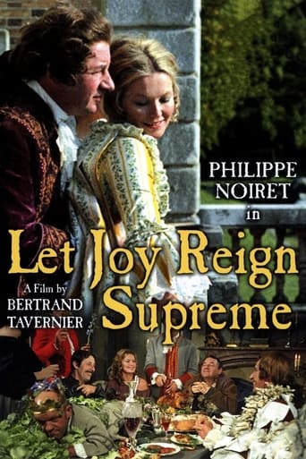 Poster of Let Joy Reign Supreme