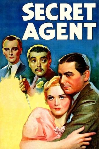 Poster of Secret Agent