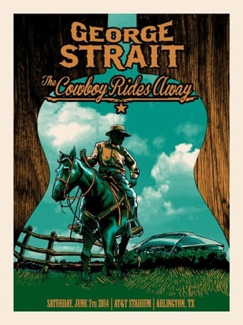 Poster of George Strait: The Cowboy Rides Away