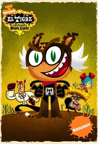 Poster of El Tigre: The Adventures of Manny Rivera