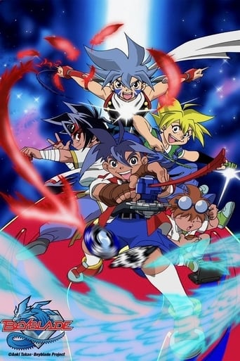 Poster of Beyblade