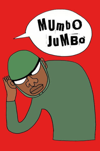 Poster of Mumbo Jumbo