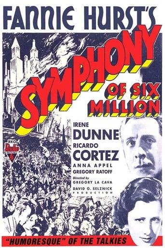 Poster of Symphony of Six Million