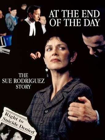 Poster of At the End of the Day: The Sue Rodriguez Story