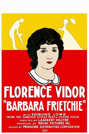 Poster of Barbara Frietchie