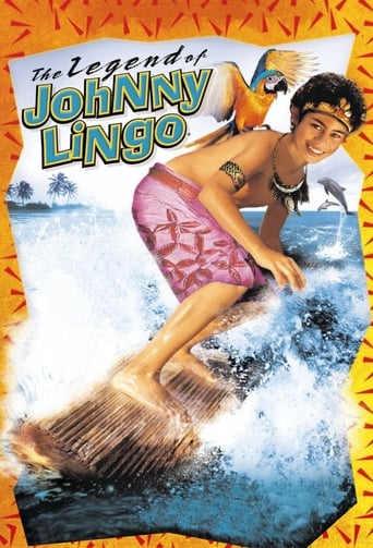 Poster of The Legend of Johnny Lingo