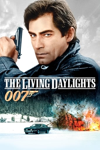 Poster of The Living Daylights