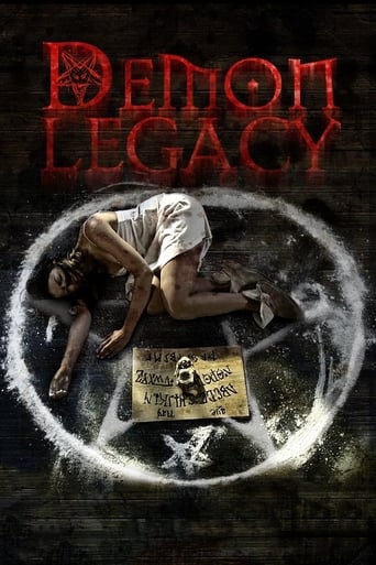 Poster of Demon Legacy