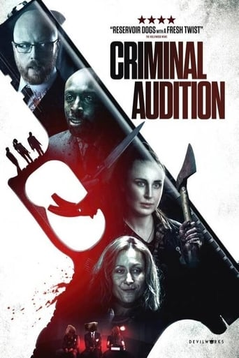 Criminal Audition