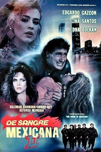 Poster of De sangre Mexicana II