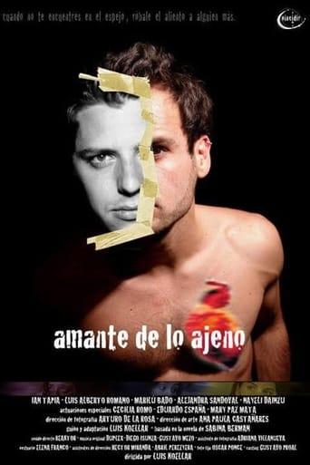 Poster of Amante de lo ajeno