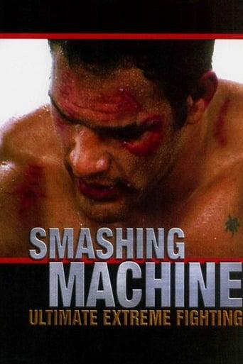 Poster of The Smashing Machine