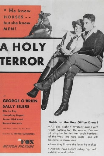 Poster of A Holy Terror