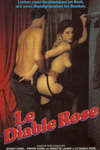Poster of Le diable rose