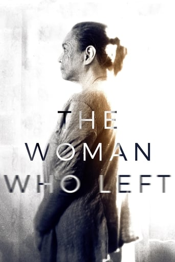 Poster of The Woman Who Left