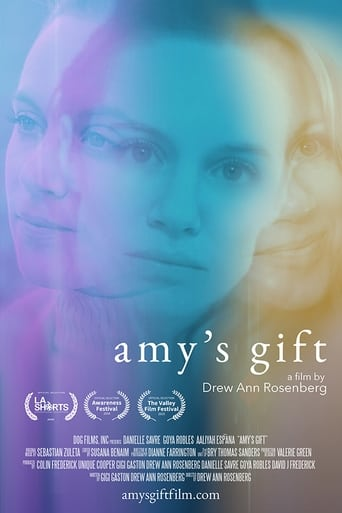 Poster of Amy's Gift