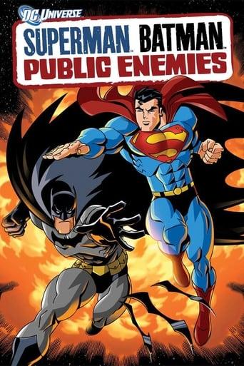 Poster of Superman/Batman: Public Enemies