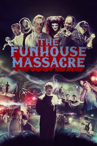 Poster of The Funhouse Massacre