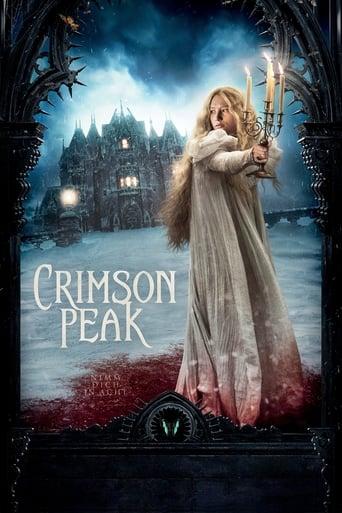 Filmplakat von Crimson Peak