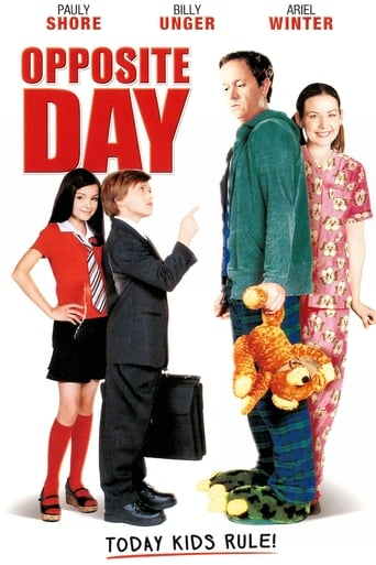 Poster of Opposite Day