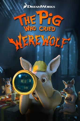 Poster of The Pig Who Cried Werewolf