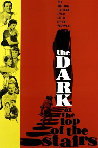 Poster of The Dark at the Top of the Stairs