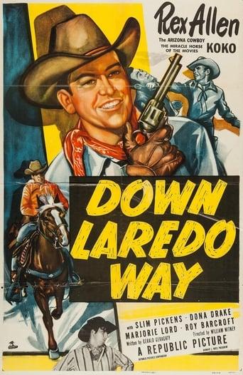 Poster of Down Laredo Way