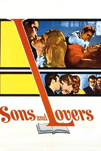 Poster of Sons and Lovers
