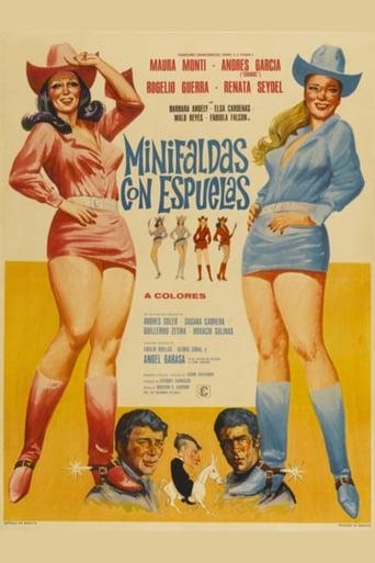 Poster of Minifaldas con espuelas