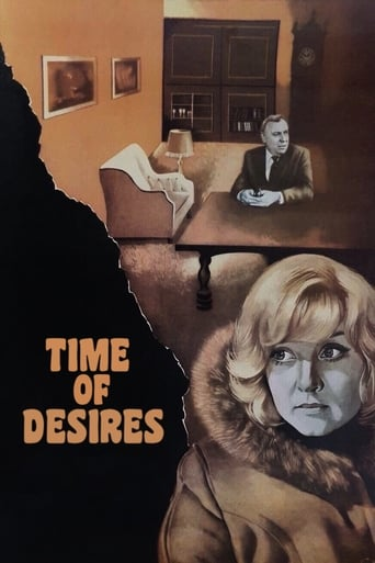 Poster of Time of Desires