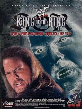 Poster of WWE King of the Ring 1999