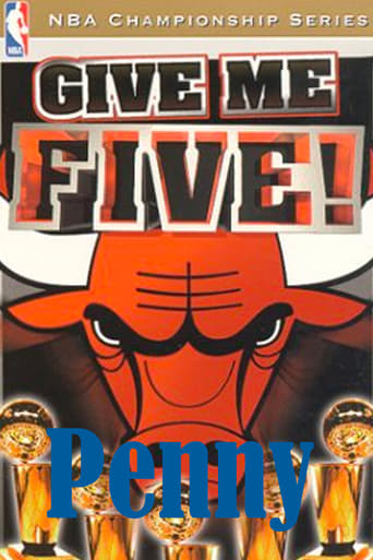 Give Me Five! The Chicago Bulls Five NBA Championships