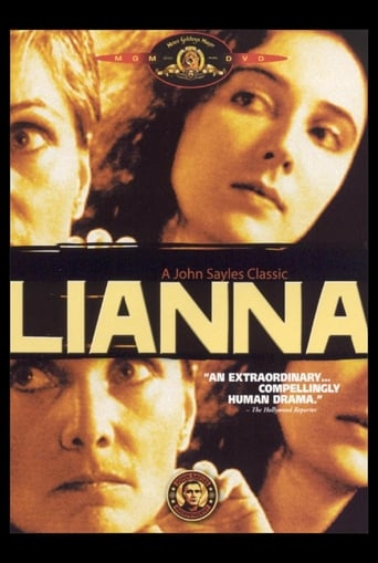 Poster of Lianna
