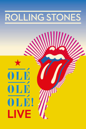 Poster of The Rolling Stones Olé Olé Olé! : Live Performances